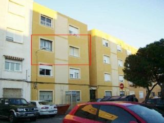 Piso en venta en Roquetas De Mar de 88  m²