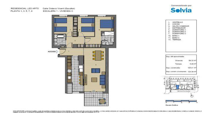 inmobiliaria piso tienda: