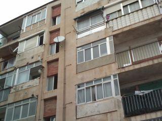 Piso en venta en Alicante/alacant de 50  m²