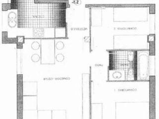 Piso en venta en Esparreguera de 70  m²