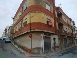 Piso en venta en Ceutí de 63  m²