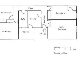 Piso en venta en Callosa D'en Sarrià de 110  m²