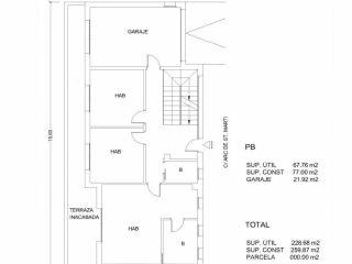 Piso en venta en Olivella-urbanitzaciÓ de 266  m²