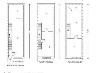 Chalet en venta en Reus de 99  m²