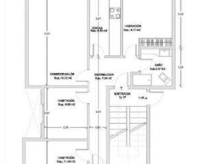 Piso en venta en Manlleu de 66  m²