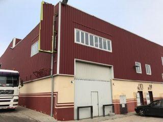 Nave en venta en Daganzo De Arriba de 553  m²