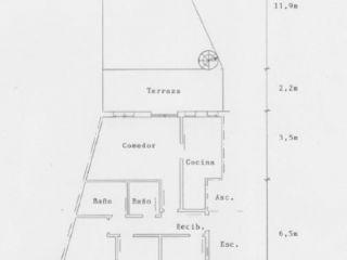 Piso en venta en Torre Alta (la) de 80  m²