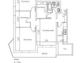 Piso en venta en Vendrell (el) de 89  m²