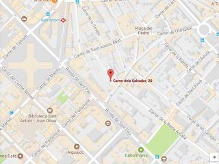 Piso en venta en Barcelona de 45  m²