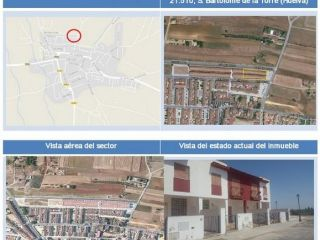 Inmueble en venta en San Bartolome De La Torre de 111  m²