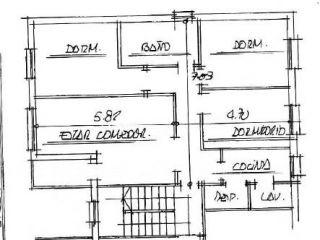 Piso en venta en Calasparra de 85  m²