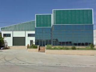 Nave en venta en La Almarcha de 862  m²