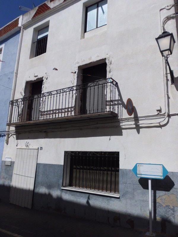 Casa de pueblo en Lorcha (Alicante)