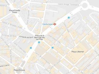 Piso en venta en Hospitalet De Llobregat (l') de 53  m²