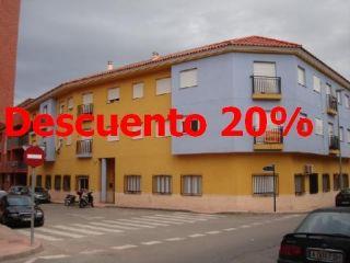 Piso en venta en Alhama De Murcia de 77  m²