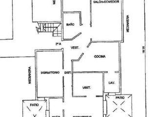 Piso en venta en Gibraleon de 112  m²