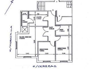Piso en venta en Calasparra de 76  m²