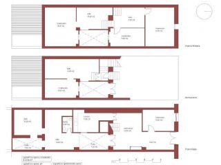 Unifamiliar en venta en Enguera de 175  m²