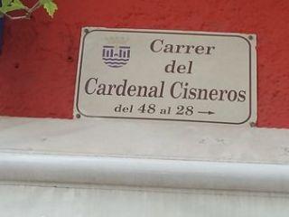Calle Calle Cardenal Cisneros 48 A 1 1 1 48, 1 8