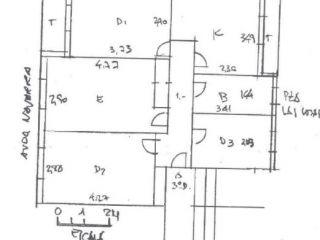 Duplex en venta en Oyon de 87  m²
