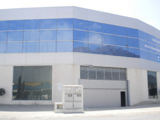 Garaje en venta en Nucia (la) de 1818  m²