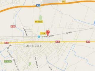 Piso en venta en Mollerussa de 44  m²