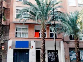 Piso en venta en Alicante de 11  m²