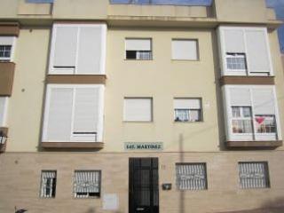 Piso en venta en Huércal-overa de 58  m²