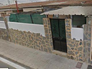 Chalet en venta en Alicante/alacant de 53  m²
