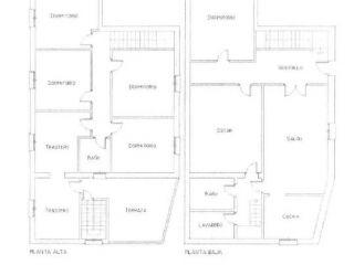 Casa en venta en rambla izquierda 4