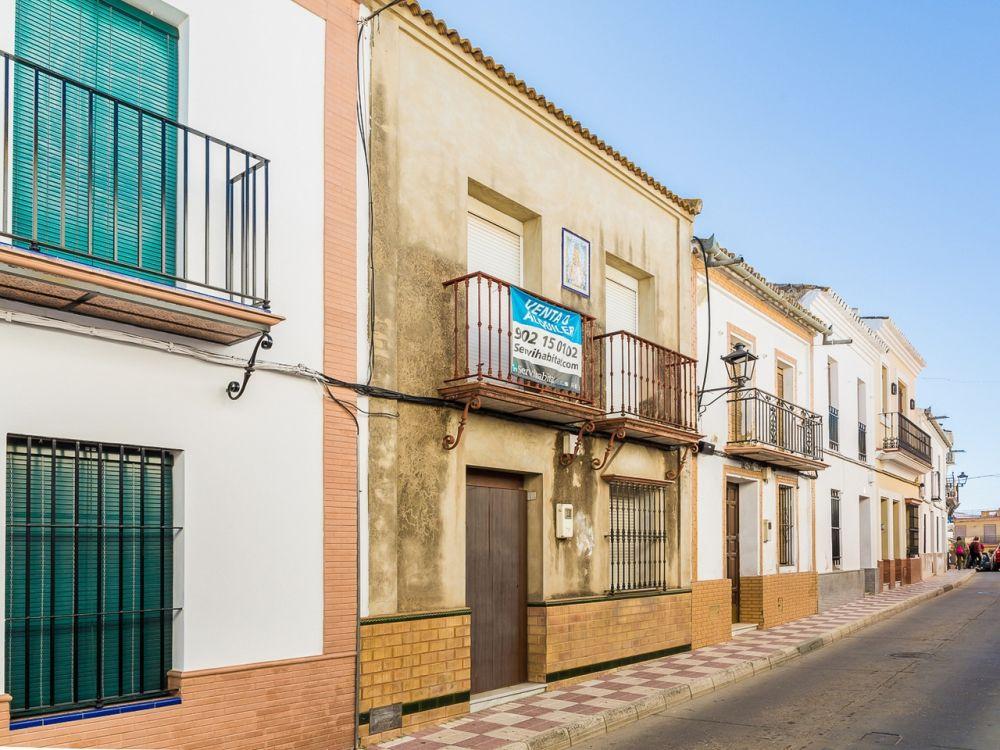 Vivienda en venta en c. muñoz y pabon, 13, Hinojos, Huelva