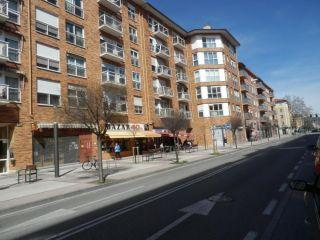 Piso en venta en Pamplona/iruña de 92  m²