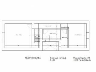 Piso en venta en Foz-calanda de 65  m²