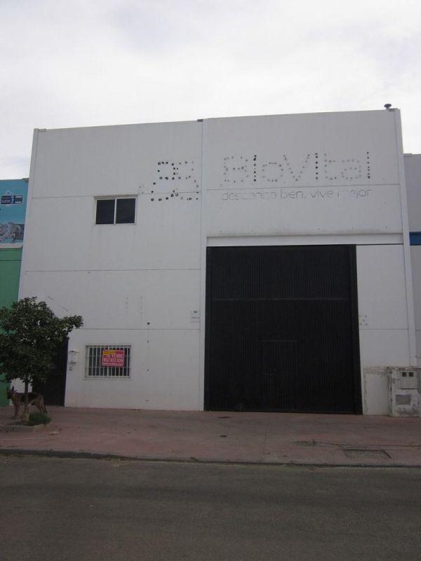 Nave en venta en C. Industrial La Rosa, 8, Chauchina, Granada