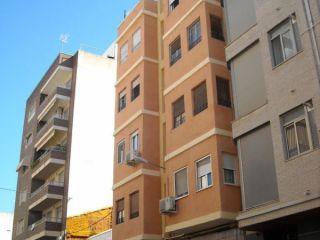Piso en venta en Villena de 78  m²