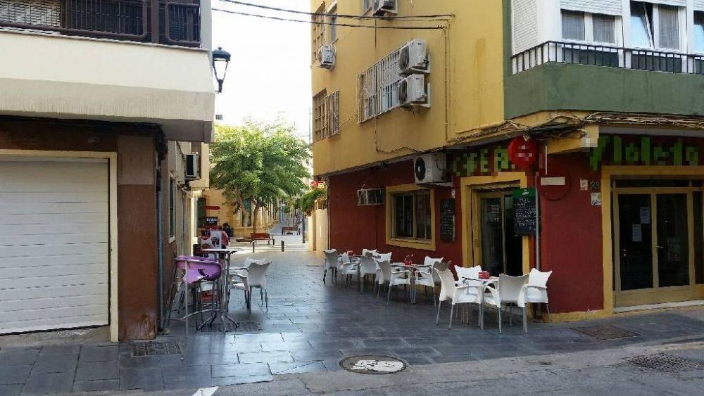 Vivienda en venta en c. bailen, 3, Almeria, Almería