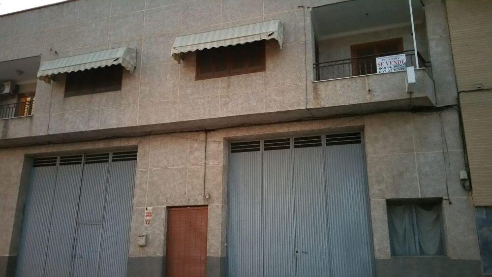 Vivienda en venta en avda. lorca, 14, Pliego, Murcia