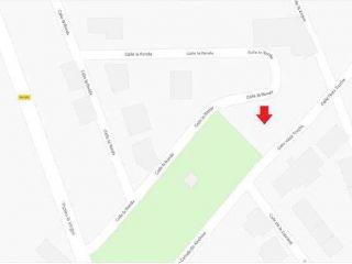 Terreno urbano en venta en c. velazquez 4