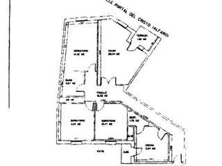 Atico en venta en Alfaro de 119  m²