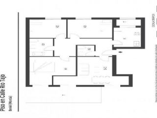Piso en venta en Beniel de 101  m²