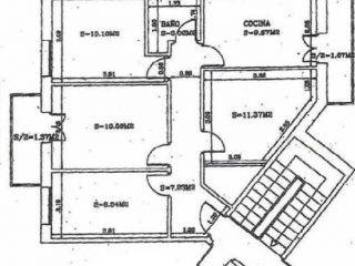 Duplex en venta en Santo Domingo De La Calzada de 79  m²