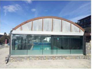Piso en venta en Alp de 39  m²