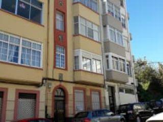 Piso en venta en Ferrol de 91  m²