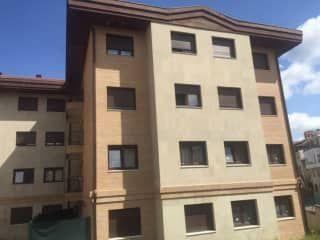 Piso en venta en Medina De Pomar de 42  m²