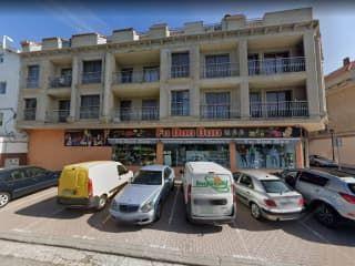 Garaje en venta en Moaña