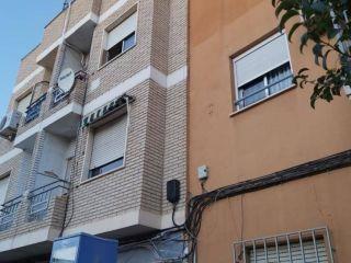 Piso en venta en Ceutí de 69  m²