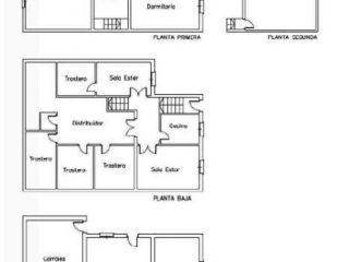 Piso en venta en Zujar de 297  m²