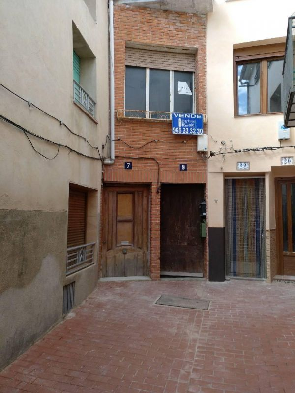 Vivienda en venta en c. san jaime, 7, Benilloba, Alicante