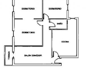 Piso en venta en Tomares de 233  m²