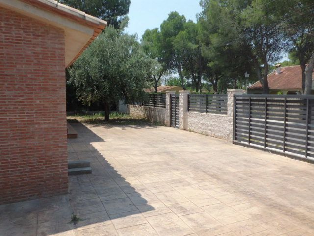 Chalet independiente en Serra